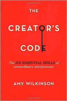 creators code book